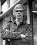 Pop svengali, Andrew Loog Oldham pictured during the 1960s.