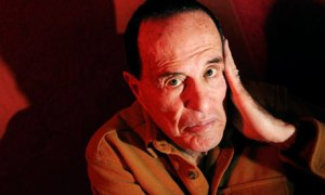 Kenneth Anger pictured in 2010.