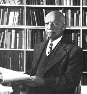 Dr. Carter G. Woodson.