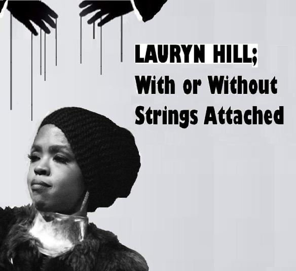 Lauryn Hill - With or Without Strings Attached banner