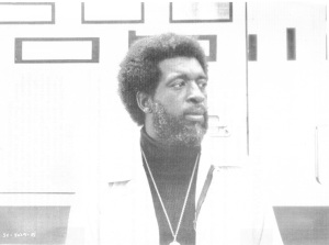 Sonny Carson pictured during the 1970s.