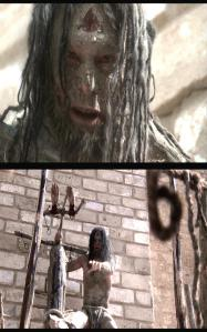 Terry Gilliam as the Blood and Thunder prophet in the 'Life of Brian.' (CLICK TO ENLARGE).