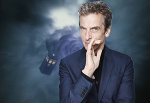 THE NEW DOCTOR... Actor, Peter Capaldi took on the role of the 12th Doctor in the Christmas Day 2013 TV special.