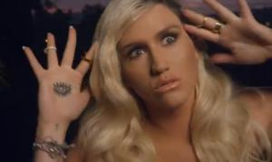 Kesha-Crazy Kids video