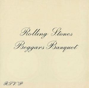 Beggars Banquet album.