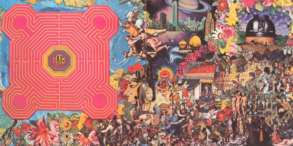 Satanic Majesties inner sleeve