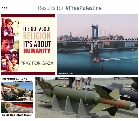 waka free palestine