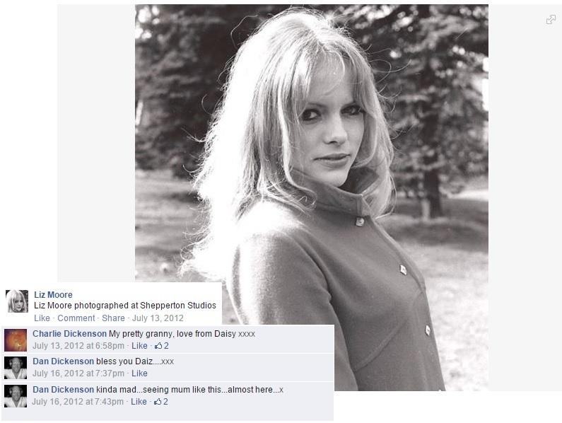 Liz Moore Death