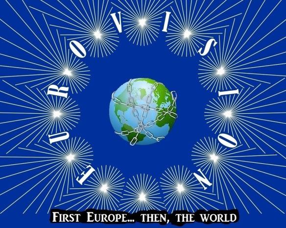 Eurovision World Order banner